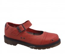 Dr. Martens Mary Jane Triumph Deep Red