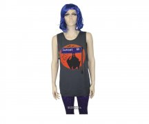 Iron Fist Top-Sleeveless Guanotomorrow Muscle-Tank Girls