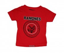 Kinder T-Shirt Ramones Logo Kids 068