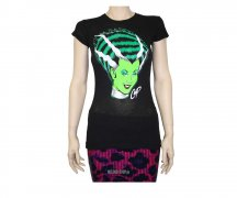 Sourpuss T-Shirt CS Brides Head