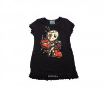 Too Fast BABY/TODDLER DRESS - Voodoo Doll