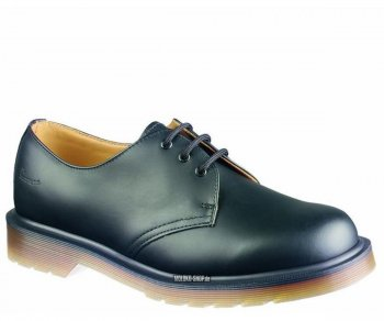 Dr. Martens 3 Eye 1461 Black Eur 51 (UK15)