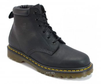 Dr. Martens 6 Eye 939 Black Eur 43 (UK9)