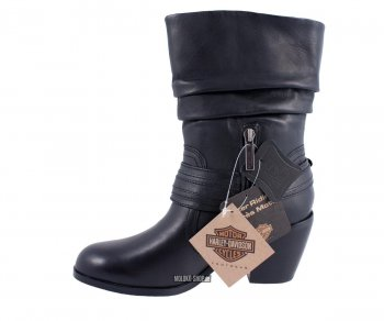 Harley-Davidson Solstice Slouch Boot