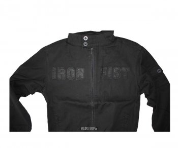 Iron Fist College Jacket Death Match