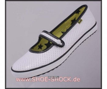 Keds Champion Patent white