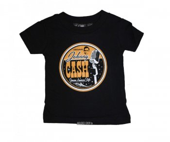 Kinder T-Shirt JOHNNY CASH POMADE
