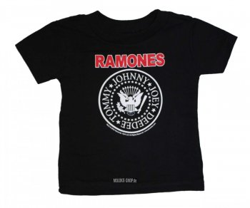 Kinder T-Shirt Ramones Logo Kids 080