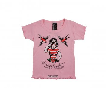 Sourpuss Babydoll Heartbreaker