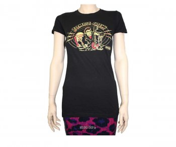 Sourpuss T-Shirt Zombie Crew Girl M