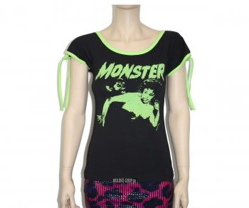 Sourpuss Top Monster