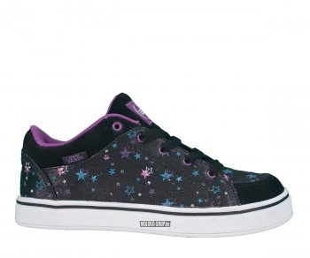 Vans Skyla Stary black/purple 33