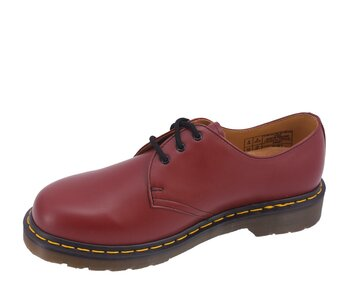 Dr. Martens 3 Loch 1461 Cherry Red Smooth