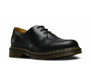 Dr. Martens 3 Loch 1461 Black Smooth 11838002