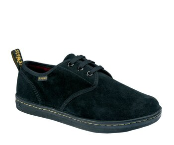 Dr. Martens 3 Loch Electric Soho Black Hi Suede WP