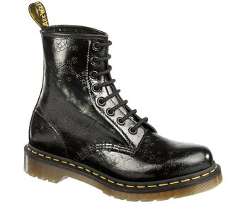 Dr. Martens 8 Loch 1460 QQ Flowers Black 11821018 EUR 36 (UK 3)