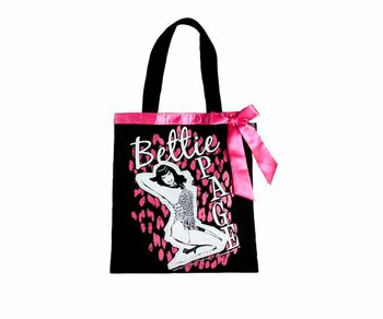 Sourpuss Tote Bettie Page