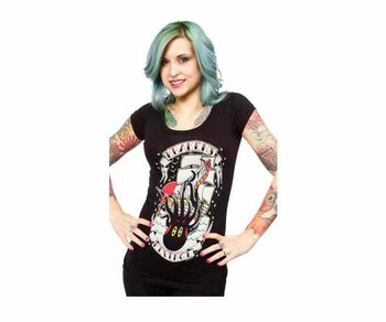 Sourpuss Scoop Krakens Revenge Girl L