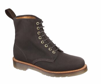 Dr. Martens 8 Loch 1460 Lark Dark Brown Chera Wax Eur 45 (UK10)