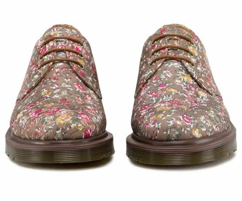 Dr. Martens 3 Loch 1461 Fired Taupe Meadow Eur 37 (UK4)
