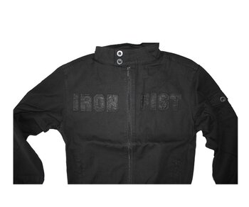 Iron Fist College Jacket Death Match Men L