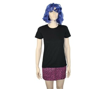 Sourpuss Mini Skird Leopard Pink Girl S
