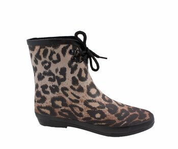 Colors Of California Neopren Boots Leopard