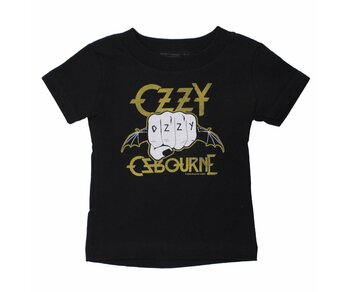 Kinder T-Shirt OZZY BAT FIST Kids 104 Ozzy Osbourne