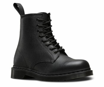 Dr. Martens 8 Loch 1460 Black Pebble 21544001 Eur 43 (UK9)