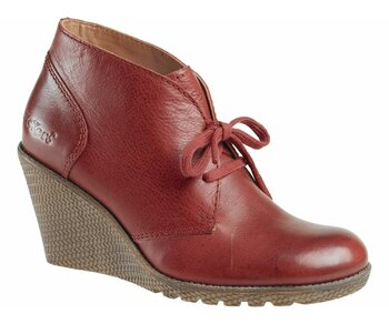 Kickers Ankel Boot Heroino Red 23673-1504