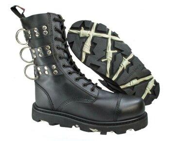 Boots Markenshop mit Dr. Martens Kickers Nevermind Shoes und