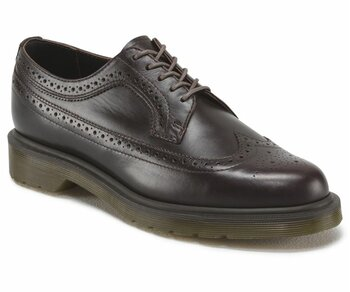 Dr. Martens 5 Loch 3989 Dark Brown Analine Eur 47 (UK12)