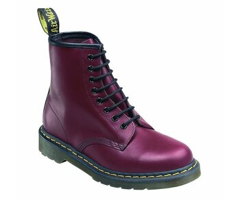 Dr. Martens 8 Loch 1460 Cherry Red 59er Smooth  Eur 45 (UK10)