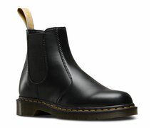 Dr. Martens Slip On 2976 Black Vegan Felix Rub-Off Eur 41...