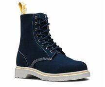 Dr. Martens 8 Loch 1460 Page Navy Canvas