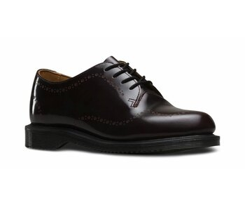 Dr. Martens 4 Loch Charlotte Cherry Red Arcadia