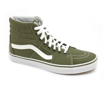 Vans Sk8-Hi Grape Leaf Oliv