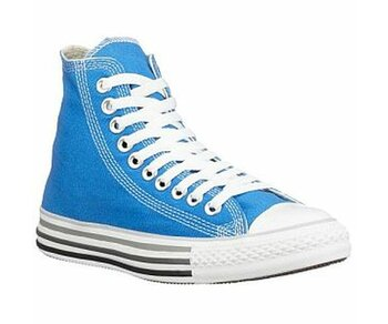 Original Converse CT Details High Blue Chuck Taylor All Star 108773