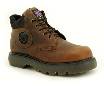 NPS Shoes LTD Premium Boot Made in England Atztec Morris Boot