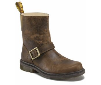 Dr. Martens Stiefel Whitley Tan Greenland