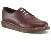 Dr. Martens 3 Loch Valdemar Cherry Red Smooth