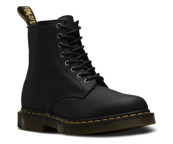 Dr. Martens 8 Loch 1460 Black Snowplow WP