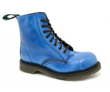 Solovair NPS Shoes Made in England 8 Loch Turquoise Rub...