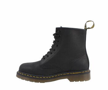 Dr. Martens 8 Loch 1460 Black Greasy 11822003 Eur 40 (UK6,5)