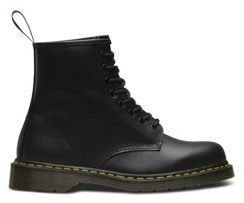 Dr. Martens 8 Loch 1460 Black Smooth 59er 10072004 EUR 43 (UK9)