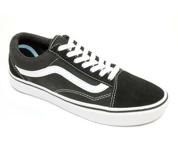 Vans Old Skool UA Comfy Cush Black White