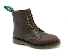Solovair NPS Shoes Made in England 8 Loch Gaucho Derby Boot