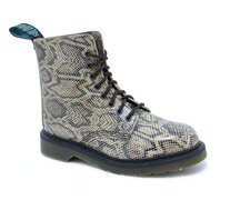 Solovair NPS Shoes Made in England 8 Loch Snake Boot...