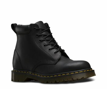 Dr. Martens 6 Loch 939 Black Harvey 11292001 Eur 45 (UK10)