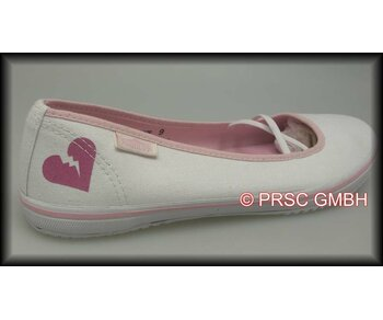 Punkrose Shattered white/pink Woman 39,5 (8,5)